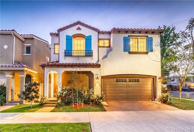5861 Sylmar Avenue, Sherman Oaks, CA 91401 - MLS#: SR20203333
