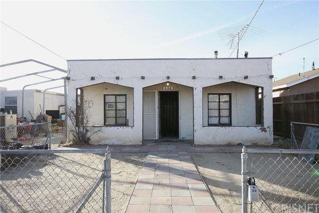 2078 Poplar Street, Rosamond, CA 93560 - MLS#: SR21007333