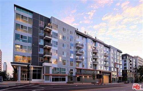 Photo of 1120 W 6TH Street #1715, Los Angeles, CA 90017 (MLS # 21795334)