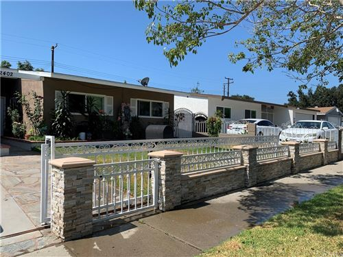Photo of 2402 Mark Street, Santa Ana, CA 92703 (MLS # PW21168334)