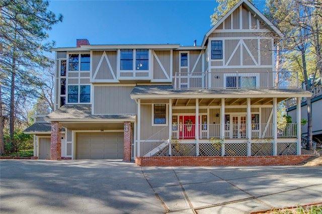 26466 Hillcrest Lane, Lake Arrowhead, CA 92352 - MLS#: EV21016334