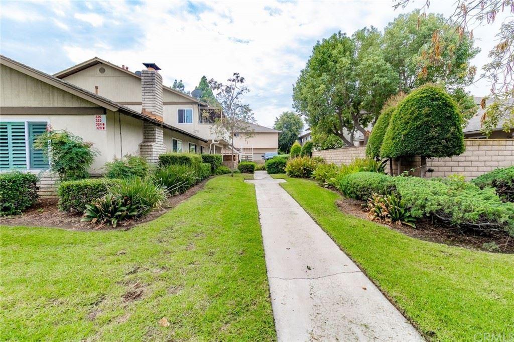 328 E Palmdale Avenue #4, Orange, CA 92865 - MLS#: LG21224334