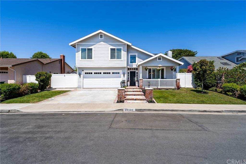 26505 Avenida Veronica, Mission Viejo, CA 92691 - MLS#: OC21145334