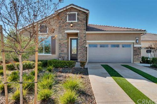 Photo of 26587 Opalescent Drive, Menifee, CA 92584 (MLS # SW20023335)