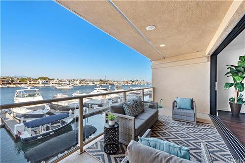 Photo of 621 Lido Park Drive #C2, Newport Beach, CA 92663 (MLS # SW21160335)