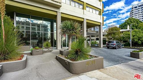 Photo of 10701 WILSHIRE #1206, Los Angeles, CA 90024 (MLS # 21737336)
