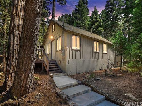 Photo of 26031 Mile Pine Road, Twin Peaks, CA 92391 (MLS # EV20138336)