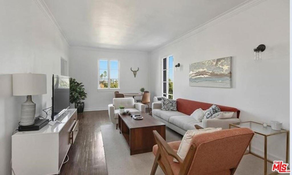Photo of 1201 N Crescent Heights Boulevard #502, West Hollywood, CA 90046 (MLS # 21766336)