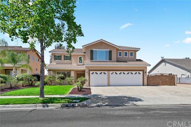667 Sky Ridge Drive, Corona, CA 92882 - MLS#: OC21099336