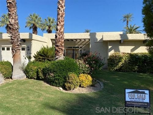 Photo of 75414 Palm Shadow, Indian Wells, CA 92210 (MLS # 200049337)