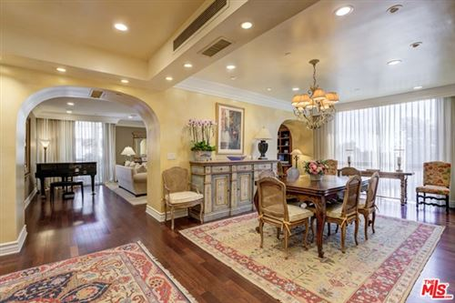 Photo of 135 S Mccarty Drive #301, Beverly Hills, CA 90212 (MLS # 20618338)