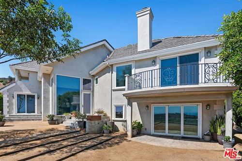 Photo of 3000 Sequit Drive, Malibu, CA 90265 (MLS # 20627338)
