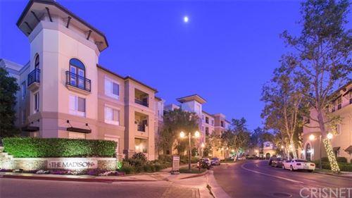 Photo of 24505 Town Center Drive #7402, Valencia, CA 91355 (MLS # SR20136338)