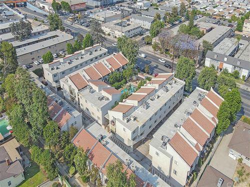 Photo of 7439 Woodman Avenue #59, Van Nuys, CA 91405 (MLS # SR21155338)