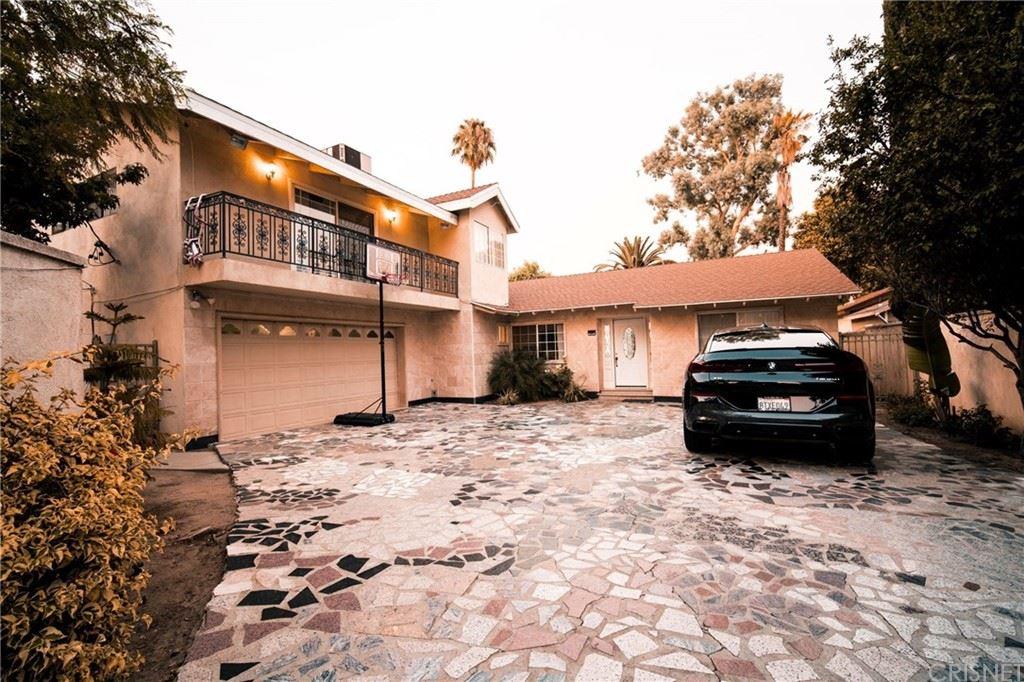 5614 Ponce Avenue, Woodland Hills, CA 91367 - MLS#: SR21165338