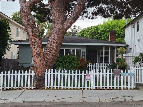 Photo of 3608 Laurel Avenue, Manhattan Beach, CA 90266 (MLS # SB21205339)