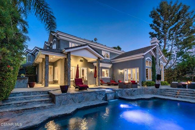 Photo of 5542 Little Fawn Court, Westlake Village, CA 91362 (MLS # 221002339)