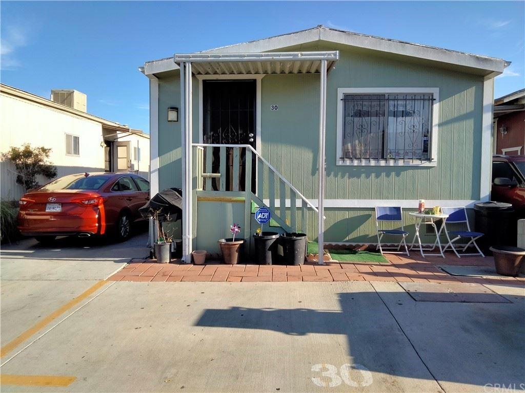 1680 S Tartar Lane #30, Compton, CA 90221 - MLS#: RS21169339