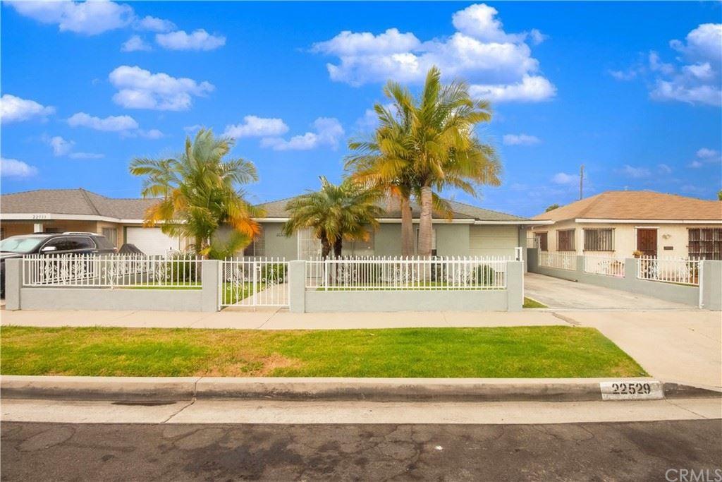 22529 Grace Avenue, Carson, CA 90745 - MLS#: RS21172339