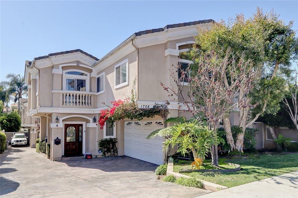 1708 Huntington Lane #A, Redondo Beach, CA 90278 - MLS#: SB21188339