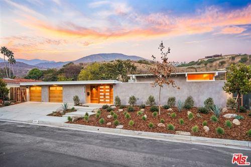Photo of 6316 Paseo Canyon Drive, Malibu, CA 90265 (MLS # 20643340)