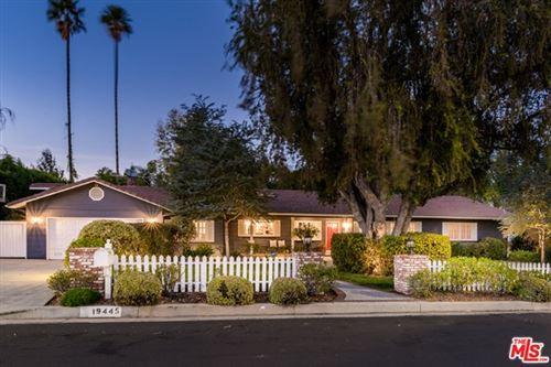Photo of 19445 Santa Rita Street, Tarzana, CA 91356 (MLS # 21681340)