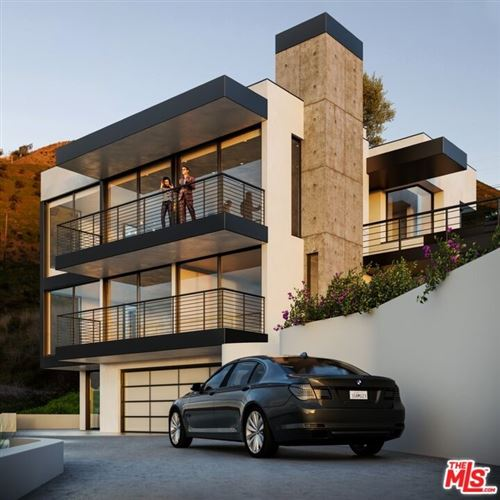 Photo of 31255 Beach View Estates Drive, Malibu, CA 90265 (MLS # 21781340)