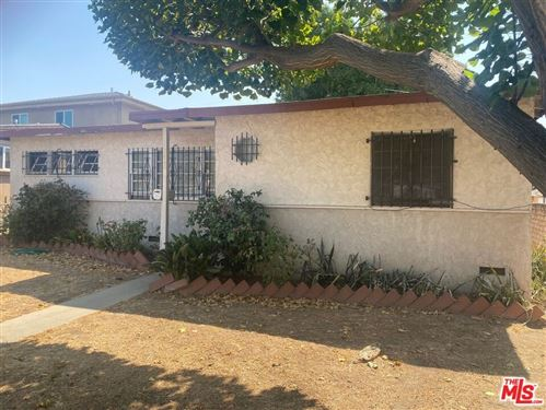 Tiny photo for 13820 Paxton Street, Pacoima, CA 91331 (MLS # 21787340)