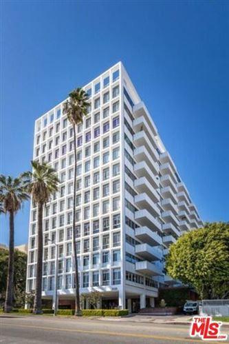 Photo of 7135 Hollywood Boulevard #708, Los Angeles, CA 90046 (MLS # 21794340)