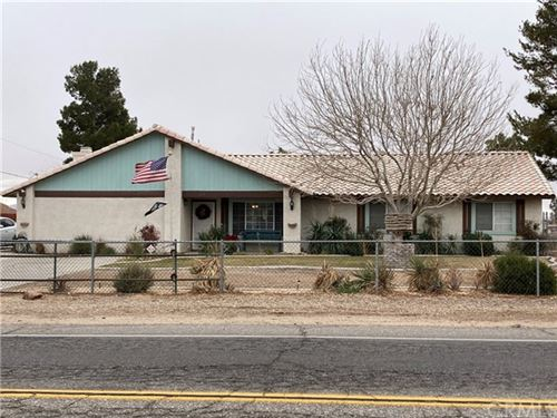 Photo of 11629 7th Avenue, Hesperia, CA 92345 (MLS # CV21015340)