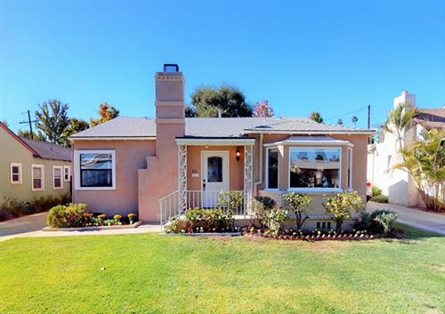 Photo of 521 N Marengo Avenue, Alhambra, CA 91801 (MLS # P1-2340)