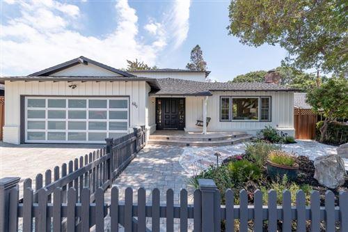 Photo of 649 Barneson Avenue, San Mateo, CA 94402 (MLS # ML81856341)