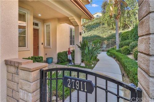 Photo of 27911 Baneberry Place, Valencia, CA 91354 (MLS # SR20219341)