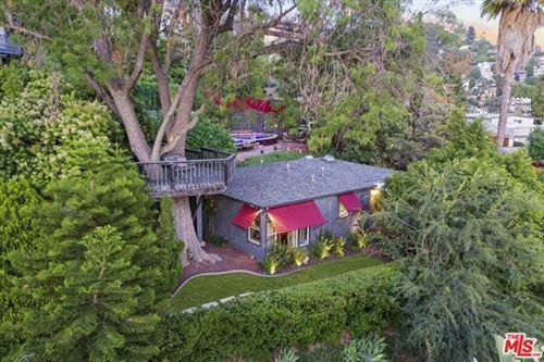 Photo of 1402 Sanborn Avenue, Los Angeles, CA 90027 (MLS # 20596342)