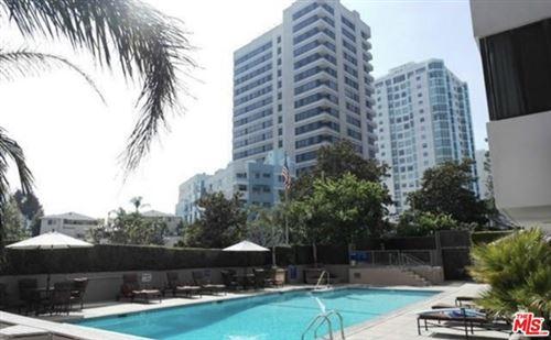 Photo of 865 Comstock Avenue #6C, Los Angeles, CA 90024 (MLS # 21677342)