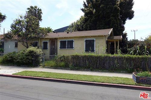 Photo of 664 SUNSET Avenue, Venice, CA 90291 (MLS # 21711342)