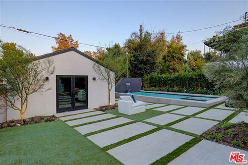 Tiny photo for 4338 Agnes Avenue, Studio City, CA 91604 (MLS # 21778342)