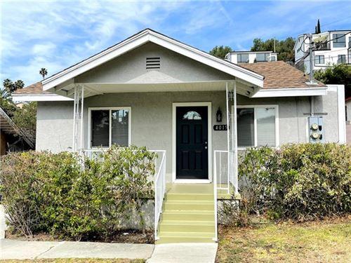 Photo of 4015 Portola Avenue, Los Angeles, CA 90032 (MLS # AR21128342)