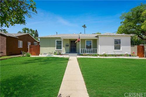 Photo of 15001 Lassen Street, Mission Hills (San Fernando), CA 91345 (MLS # SR21126342)