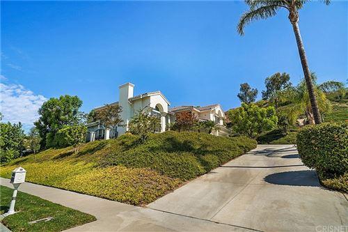 Photo of 12048 Wood Ranch Road, Granada Hills, CA 91344 (MLS # SR21159342)