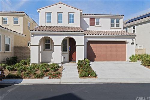 Photo of 24115 Paseo Del Rancho Drive, Valencia, CA 91354 (MLS # SR21224342)