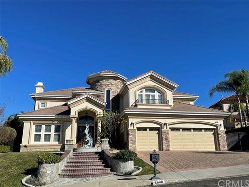 Photo of 2608 Highridge Drive, Chino Hills, CA 91709 (MLS # TR20253342)