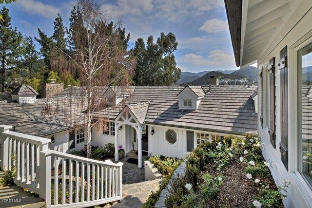 Photo of 604 Lake Sherwood Drive, Lake Sherwood, CA 91361 (MLS # 220002342)