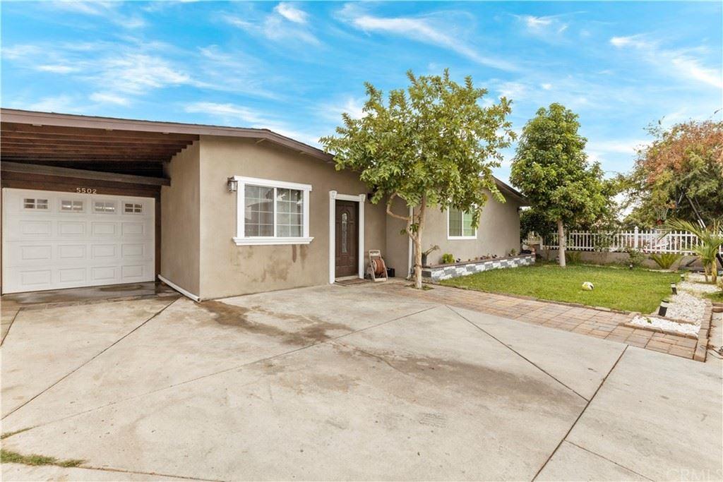 5502 N Conwell Avenue, Azusa, CA 91702 - MLS#: RS21228343