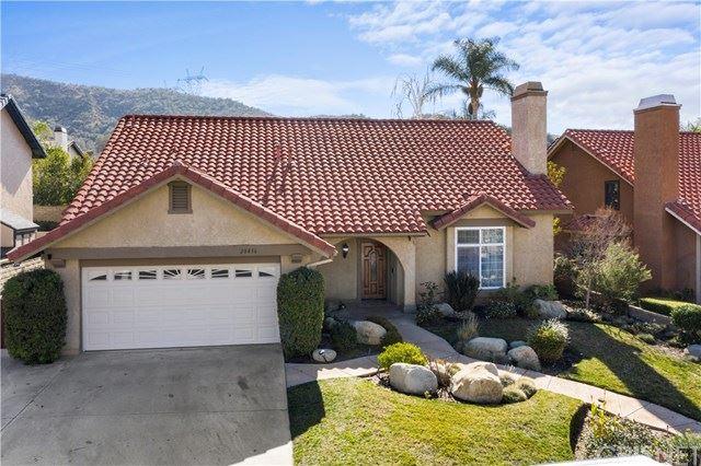 Photo for 20436 Jay Carroll Drive, Saugus, CA 91350 (MLS # SR21043343)