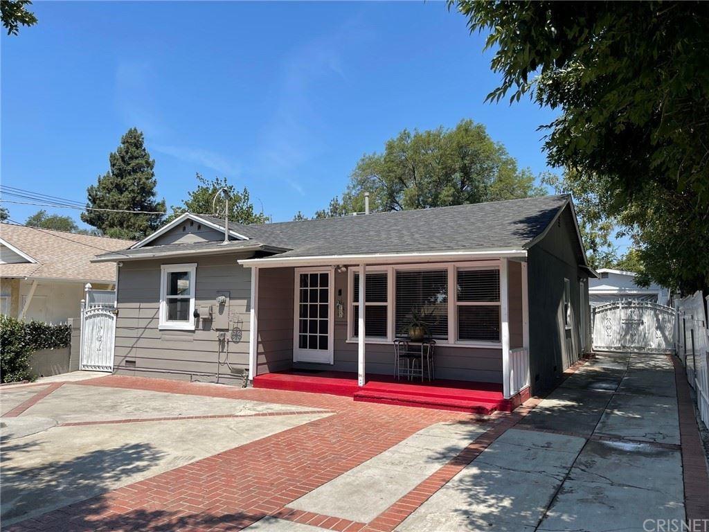 14241 Berg Street, Sylmar, CA 91342 - MLS#: SR21158343