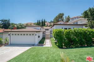 Photo of 5033 CLAVEL Court, Woodland Hills, CA 91364 (MLS # 19490344)