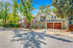 Photo of 1799 Kenneth Way, Pasadena, CA 91103 (MLS # 819003344)