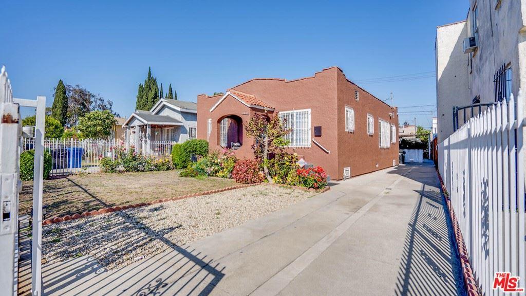2516 S Harcourt Avenue, Los Angeles, CA 90016 - MLS#: 21787344