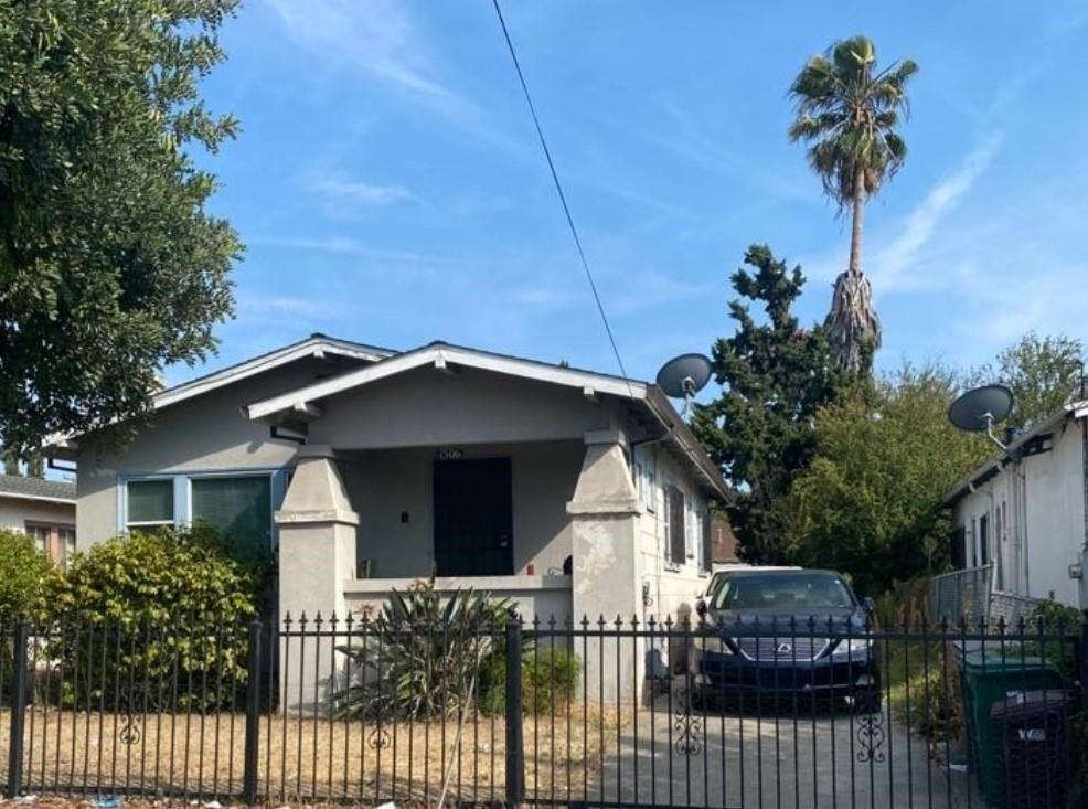1506 80th Avenue, Oakland, CA 94621 - #: ML81855344